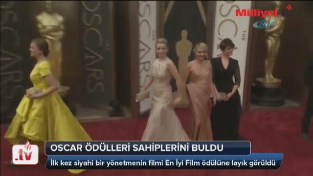2014 Oscar Ödülleri Sahiplerini Buldu