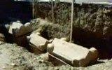 gemlik İlçesinde lahit mezarlar..