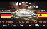 watch spaın vs germany world cup 2010 full stream part 1/10 view on izlesene.com tube online.