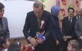 Başbakan?ın Okul Ziyaretinden Renkli Görüntüler