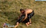 2012 Tarihi Kırkpınar Yağlı Güreşleri Ali Gürbüz - Recep Kara