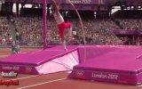 Olimpiyatlarda sırık kırıldı view on izlesene.com tube online.
