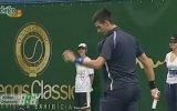 Novak Djokovic'den Serena Williams Takliti view on izlesene.com tube online.