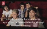 One Direction Video Günlüğü Tr Altyazılı