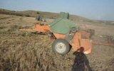 Foton 504 Traktör Haşbaylı Balya Makinası
