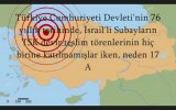 17 Ağustos Depremi Amerika Ve İsrailin Parmağı