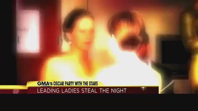 Jack Nicholson'ın Oscar Töreni Sonrası Jennifer Lawrence Röportajını Sabote Edişi