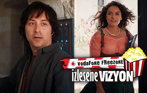 Vodafone Freezone Vizyon Filmleri (02 Ocak 2014)