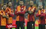 Fotoğraflarla Galatasaray 2 - Tokatspor: 0 Maçı