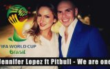 Pitbull & Jennifer Lopez ft. Claudia Leitte - We Are One (Ole Ola) view on izlesene.com tube online.