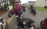 En Komik Motorsiklet Kazaları