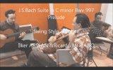 8)GİPSY Klasik Gitar/J.S.Bach Jazz SWİNG_İlker Arslan,Ricardo Moyano Baroque Classic Music view on izlesene.com tube online.