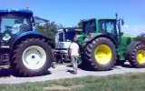 John Deere 6630 (130) Hp Vs New Holland Tsa 135 (135) Hp