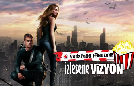 Vodafone Freezone Vizyon Filmleri (17 Nisan 2014)