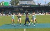 Maç Öncesi Ponpon Kızlarla Dans!