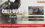 Call Of Duty  Advanced Warfare'ın