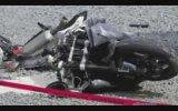 Ölümcül  Kaza  Motosiklet Kazası Motor Kazaları Moto Kurye Kazaları