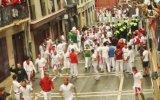 San Fermin'de Boğalarla Koşu Heyecanı Başladı - Pamplona