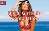 Bikinili Kızların Kaza Anları