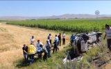 Kamyonet Tıra Çarptı: 8 Yaralı - Erzurum