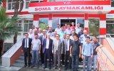 Türk-İş Genel Başkanı Atalay, Soma'da - MANİSA