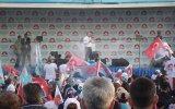 Diyarbakır Mtingi Bitişinde Erdoğan Veda Duası
