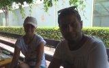 Rus ve Ukraynalı çocuklar barış güvercini uçurdu - ANTALYA