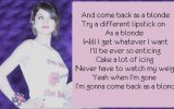 Selena Gomez - As a Blonde