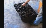 Mangal Kömürü İmalat Makinesi