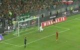 Karabükspor'un Kaçan Penaltısı Sonrası Saint Etienne Tribünü