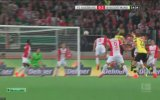 Augsburg 2-3 Borussia Dortmund (Maç Özeti)