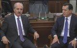 İşler, Başbakan Yardımcılığı görevini Numan Kurtulmuş'a devretti (2) - ANKARA