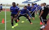 Karabükspor'da, Başakşehir maçı hazırlıkları
