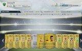 Fıfa 14 Fut   25k 5x Premium Gold Players Pack Açma #6