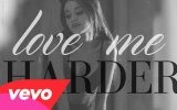 Ariana Grande Ft. The Weeknd - Love Me Harder (Lyric Video)