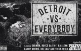 Eminem, Royce da 59, Big Sean, Danny Brown, Dej Loaf, Trick Trick - Detroit Vs. Everybody(1080p TR)