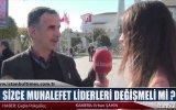Sizce Muhalefet Liderleri Değişmeli mi  Sokak Röportajı