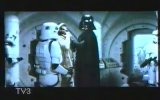 Star Wars Yeni Bir Umut'un TRT Dublajlı İlk 5 Dakikası