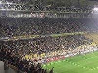 Fenerbahçe Lokomotiv Moskova Maçı İstiklal Marşı